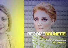 BECOME BRUNETTE / werde eines unserer modelle für den GERMAN HAIRDRESSING AWARD 2017 / styling 04 JUN / shooting 05 JUN / DU wirst es LIEBEN / and WE will always love YOU / VOUS aimer toujours / #becomebrunette #goforgold #brunettedor / ✃ ✁ ✃ ✁