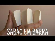COMO FAZER SABÃO CASEIRO COM ÓLEO DE COZINHA USADO #31 Receitas de Pai - YouTube
