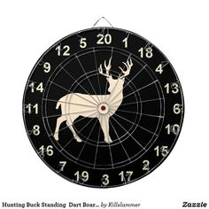 Hunting Buck Standin