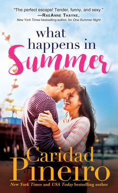 """""""One Summer Night is the perfect escape! It's tender, funny and sexy, with wonderful characters you'll fall in love with. You can't ..."""
