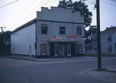 Mayfair Theatre, Colonial Beach Virginia.