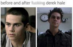 Teen Wolf Sterek