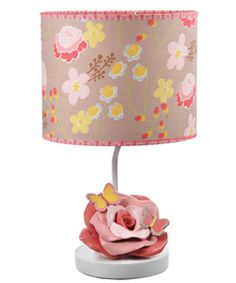 "Cocalo ""Maeberry"" Lamp Base & Shade"