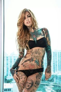 Sexy Inked