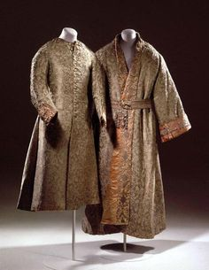 Regency mens clothing