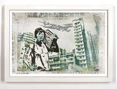 Air Kowloon - Limited Edition Prints by Eddie Colla
