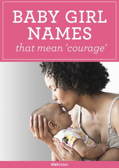 There are many interesting baby names that might just empower your little girl to kick some serious ass. #BabyNames