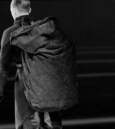 Boris Bidjan Saberi Bags… Fall 2013 Menswear