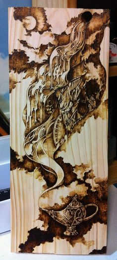 Snowdeer (Kim Sulrok) Snowdeer (Kim Sulrok) Source by ocularmagic. Wood Burning Crafts, Wood Burning Patterns, Wood Burning Art, Wood Crafts, Wood Panneling, Pyrography Patterns, Got Wood, Wood Creations, Wooden Art