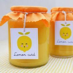 Lemon curd by OneEqualsTwo