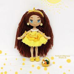 Кукольная лаборатория❤️ @olyaka_lab Куколка-солнышко!...Instagram photo | Websta (Webstagram)