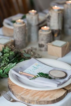 A Whimsical Woodland Theme Baby Shower from /cydconverse/