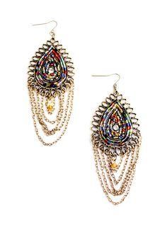 Beaded Beauties Earrings $12.00