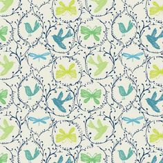 Pattern showcase from 'The art and business of surface pattern design' students