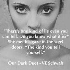 Our Dark Duet - VE Schwab