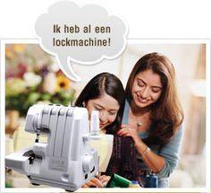 De website voor alle lockmachine informatie