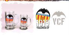 Valencia C.F. Jarra Cerveza 28cl - Jarra Cerveza 28cl Valencia C.F.