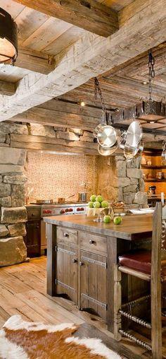 16 lantliga och rustika kök – inspirationen du behöver till ditt kök – Sköna hem