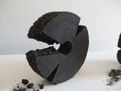 sculpture - La déchirure - Norbert Botella