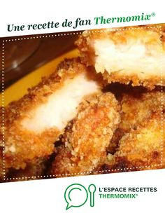 Chicken nuggets by NeyU. A fan recipe to find in the Meat category on www.espace-recett …, from Thermomix®. Chicken Tenderloin Recipes, Chicken Sausage Recipes, Chicken Nugget Recipes, Chicken Tender Recipes, Chicken Nuggets, Cooking Mussels, Cooking Classes Nyc, Cooking Games
