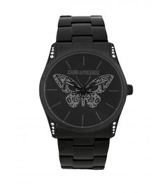 montre pour femme papillon acier strass 38 noir-ZADIG&VOLTAIRE