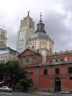 San Jose, Madrid