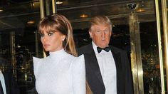 Melania Trump, Donald Trump's Wife: A Model for First Lady ...