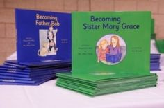 """""""Becoming Sister Mary Grace"""" - a book to encourage vocations in elementary school girls."""
