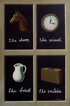 MoMA | Magritte: The Mystery of the Ordinary, 1926–1938