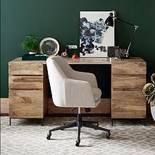 Rustic Modular Desk