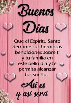 Pin by gladys rodriguez on buenos días Good Morning In Spanish, Good Morning Love, Good Morning Quotes, Good Morning Friends, Good Day Messages, Good Day Wishes, Night Messages, Spanish Greetings, Morning Thoughts
