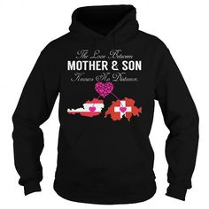 I Love The Love Between Mother and Son - Austria Switzerland T shirts