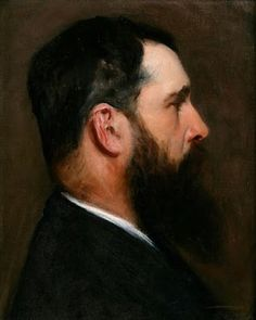 John Singer Sargent – Claude Monet – 1887