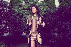 Storm Tassel Kimono style pic on Free People