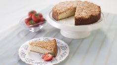 A perfect cake for a perfect event; impress your party with this delicious dessert.