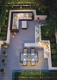 Courtyard idea's