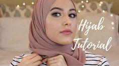 Everyday Simple Hijab Tutorial