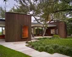 US architect Martin Fenlon cites the Gehry House as inspiration for the renovation and expansion of his own home – a cedar-clad bungalow in Los Angeles