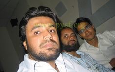 Zain Khan, Masroor Ahmad Khan and Nasir Ali Radio Pakistan, Ali, Youth, Young Man