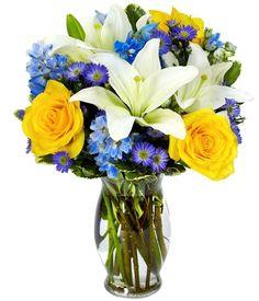 Flowers - The Winter Wonderland Bouquet