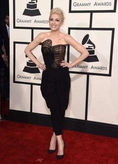 "<a href=""http://www.wonderwall.com/music/Gwen-Stefani-287.celebrity"">Gwen Stefani</a> attends the 57... - Jordan Strauss/Invision/AP"