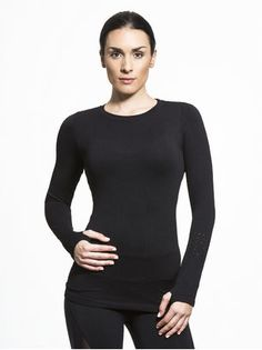 Exhale Long Sleeve Top