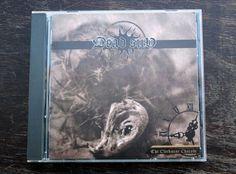 Dead Sun CD The Clockwise Charade Swedish DEATH METAL 2013 Ablaze Productions #DeathMetal