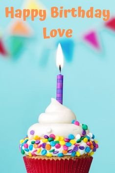 Birthday Picture for your love. Birthday Wishes For Lover, Happy Birthday Love, Birthday Wishes For Myself, Happy Birthday Images, Birthday Pictures, Love Wishes, Lovers Quotes, Wishes Images, Sweet Quotes
