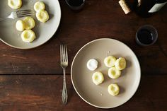 Gabriella's Farmer Cheese Gnocchi (if you can't find Farmer Cheese, simply use drained cottage cheese.)