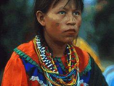 Mitos Latinoamerica: Pueblos indígenas en Colombia
