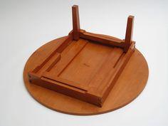 Custom Made Japanese Chabudai, A Low Folding Table