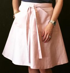 Stitch Sew Shop's Miette skirt - sewing pattern by Tilly and the Buttons