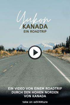 Der Yukon - Larger Than Life. In diesem Video nehme ich euch mit auf einen einmonatigen Roadtrip durch den Norden von Kanada, im Indian Summer. Es geht von Whitehorse in den Thombstone Nationalpark, weiter nach Dawson City und rüber nach Alaska. Von dort führt der Weg wieder nach Kanada zum Kluane Nationalpark und über Umwege schließlich zurück nach Whitehorse / Yukon Roadtrip / Kanada Reisen / #takeanadVANture Banff, Nova Scotia, British Columbia, All Over The World, Around The Worlds, Indian Summer, Roadtrip, Digital Nomad, Best Vacations