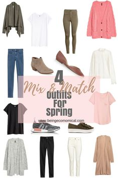 Spring Outfits | Spring Fashion | Women's Fashion | Outfit Ideas | Outfits Springs
